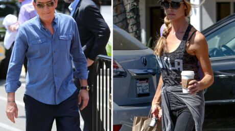 Denise Richards et Charlie Sheen : la situation s'envemine