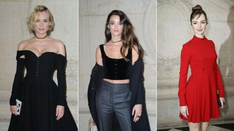 PHOTOS Diane Kruger et Charlotte Le Bon sexy, Louise Bourgoin craquante pour Dior