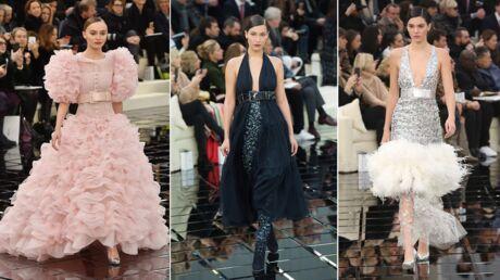 PHOTOS Chanel: Lily-Rose Depp en mariée, Kendall Jenner et Bella Hadid sublimes