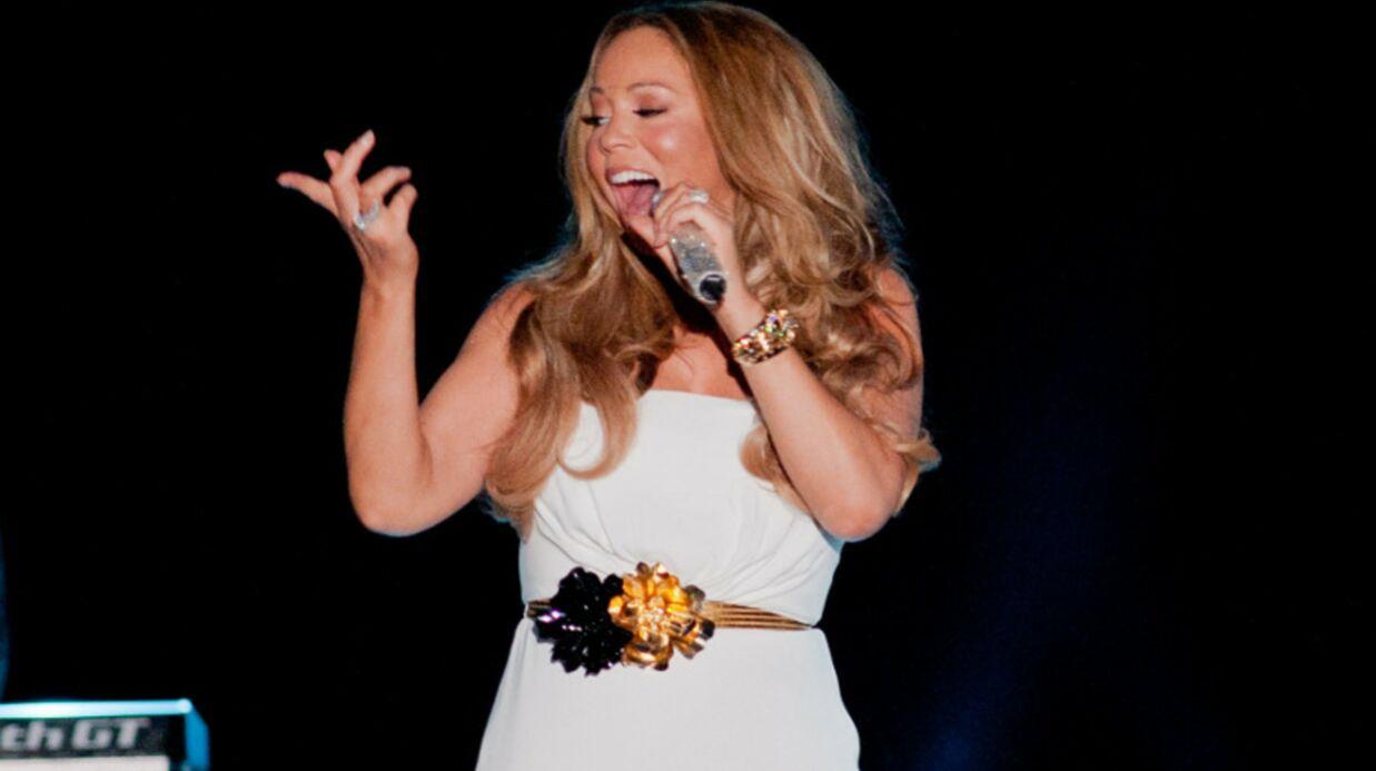 Mariah Carey touche une fortune pour être jurée d'American idol
