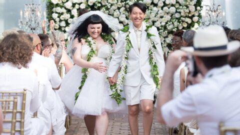 Beth Ditto: la chanteuse de Gossip s'est mariée avec sa petite amie