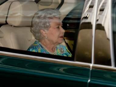 La reine Elizabeth II rend visite au prince William et à Kate Middleton