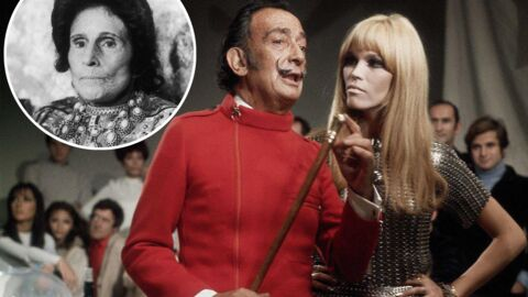 amanda lear raconte son m nage trois avec gala et salvador dali voici. Black Bedroom Furniture Sets. Home Design Ideas