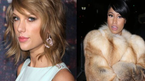 MTV Video Music Awards : Taylor Swift s'excuse auprès de Nicki Minaj, la rappeuse accepte son mea-culpa