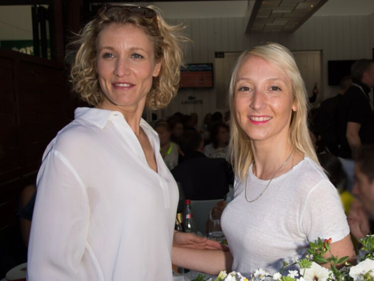 Audrey Lamy : être la sœur d'Alexandra l'a pénalisée