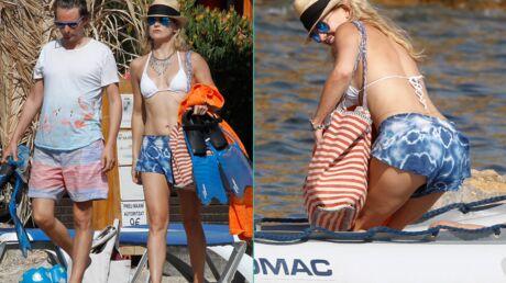 PHOTOS En bikini, Kate Hudson affiche sa silhouette de rêve