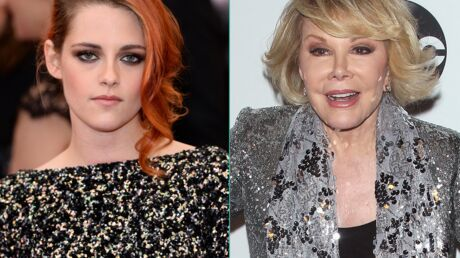 Taclée par Joan Rivers, Kristen Stewart la menace de poursuites judiciaires
