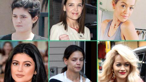 DIAPO Les stars avec et sans maquillage: vous les préférez comment?