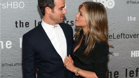 PHOTOS Jennifer Aniston ultra sexy pour soutenir son chéri Justin Theroux