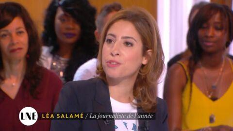Léa Salamé revient sur son baiser raté avec Yann Moix: il s'est dégonflé