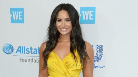 PHOTO Demi Lovato partage une photo de vacances TRES sexy!