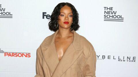 Rihanna interpelle le président de la République sur Twitter