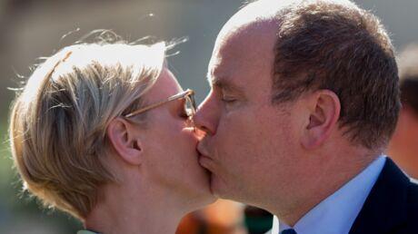 DIAPO Charlène et Albert de Monaco: une inhabituelle démonstration d'amour