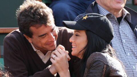 Jade Foret et Arnaud Lagardère se sont mariés ce matin