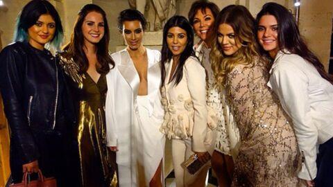 PHOTOS Kim Kardashian et Kanye West s'éclatent avec Lana Del Rey à Versailles!