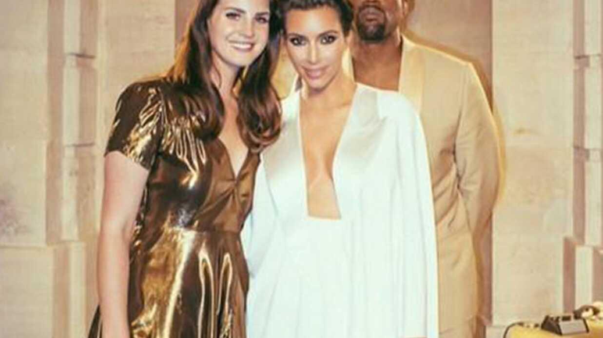 Des photos inédites du mariage de Kanye West et Kim Kardashian