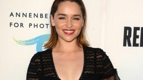 Game of Thrones: Emilia Clarke a découvert sa scène nue dans d'étonnantes circonstances