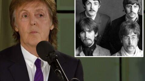 Déprimé après la séparation des Beatles, Paul McCartney s'est mis à boire