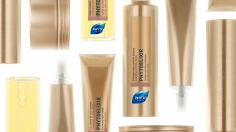 Phytoélixir: la gamme de soins capillaires pour cheveux secs et abîmés