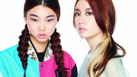 Shu Uemura collabore avec la designer k-pop Kye pour sa nouvelle collection de maquillage