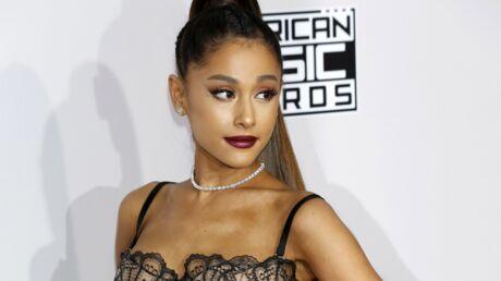 Ariana Grande, dévastée, est rentrée aux USA