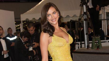 PHOTOS Cannes 2017: Irina Shayk sublime pour son premier red carpet post-accouchement