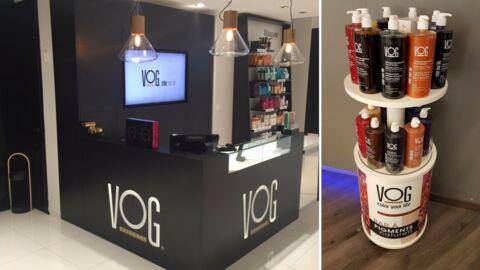 On a testé: le bar à pigments Vog Coiffure Color Your Life