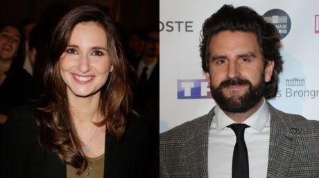 PHOTO Grégoire Ludig (Palmashow) et Marie Portolano (Canal+) en couple