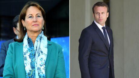 Ségolène Royal irritée par Emmanuel Macron: il n'a pas été réglo avec elle