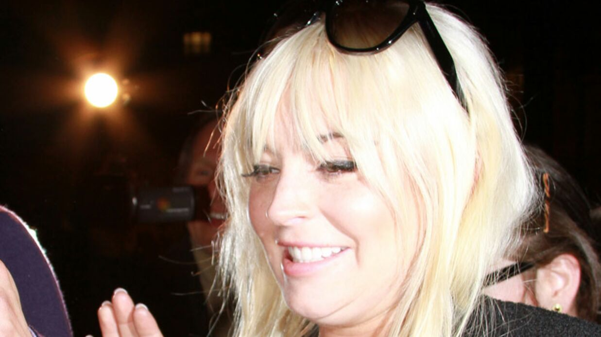 Lindsay Lohan: sa victime lui réclame un million de dollars