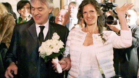 PHOTOS Andrea Bocelli a épousé Veronica Berti