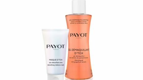 Un duo D'Tox signé Payot