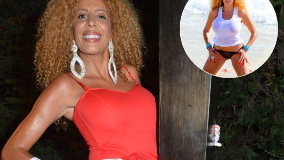 Afida turner une s ance photo ultra torride miami voici - Elle ne porte jamais de sous vetement ...