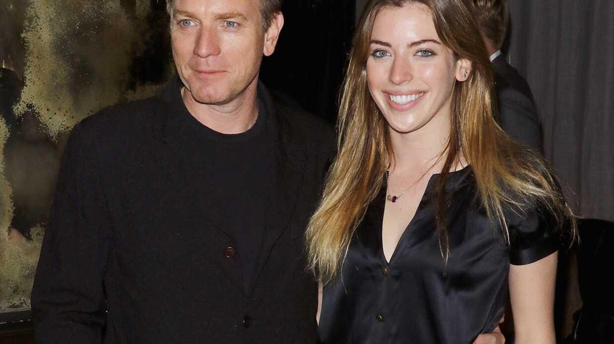PHOTOS Ewan McGregor nous présente Clara, sa fille de 20 ans, et elle est très jolie
