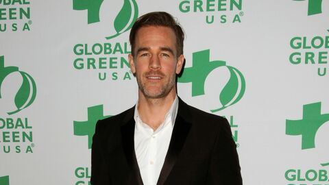 James Van Der Beek (Dawson) publie une photo d'Emilia, sa fille de un an