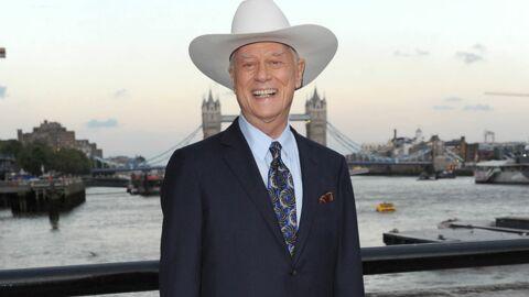 Mort  de Larry Hagman (alias JR dans Dallas)
