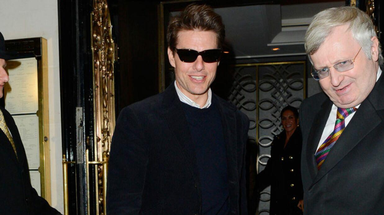 Tom Cruise: Thanksgiving avec sa fille Suri