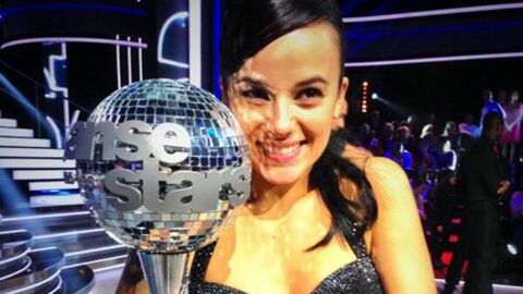 Alizée remporte Danse avec les Stars