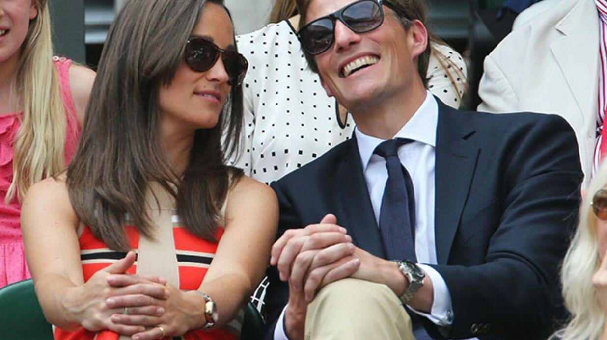 Pippa Middleton va se marier