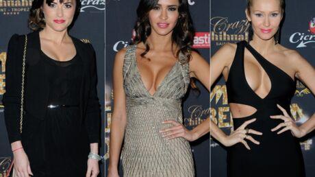 PHOTOS Leila (Secret Story 8) et Tatiana Laurens très décolletées pour Top Model Belgium 2014