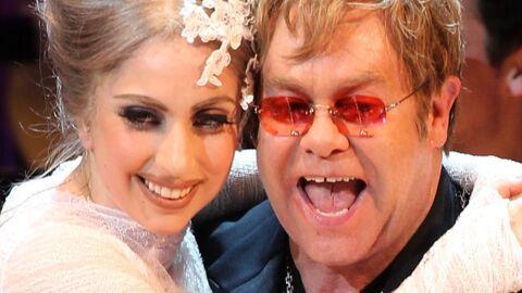 Lady Gaga sauvée de ses addictions par Elton John