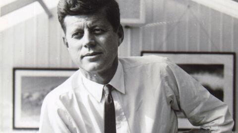 John Fitzgerald Kennedy: ses lettres d'amour à une de ses maîtresses dévoilées