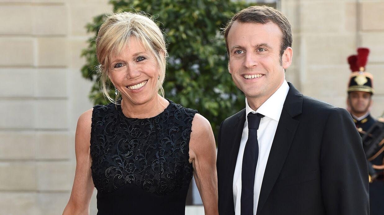Emmanuel Macron dévoile comment il est tombé amoureux de son épouse Brigitte
