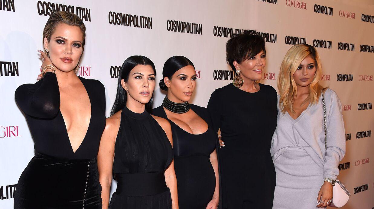 Kylie Jenner publie une photo dossier de ses frères et sœurs, ça vaut le coup d'œil