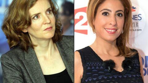 Nathalie Kosciusko-Morizet confirme en direct la grossesse de Léa Salamé