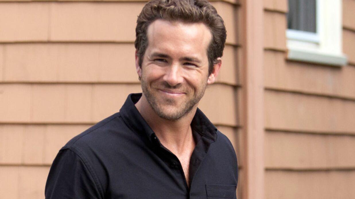 Ryan Reynolds shooté au réveil avec Blake Lively