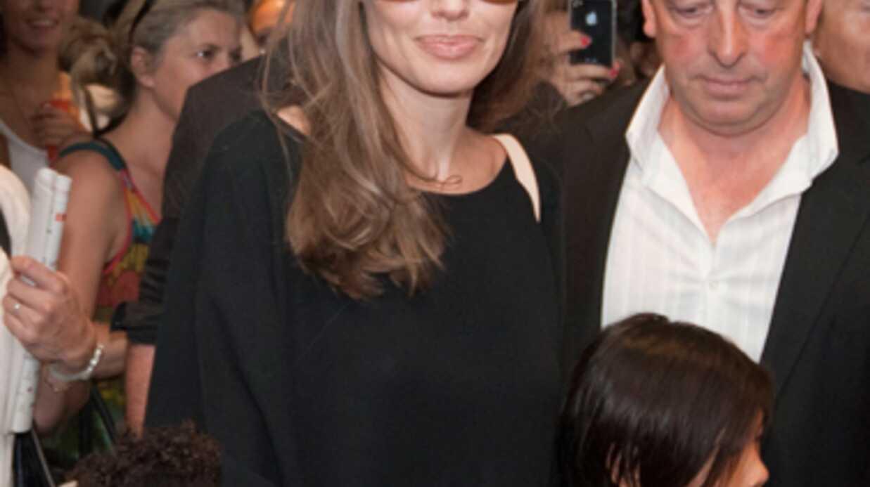Trois enfants d'Angelina Jolie au casting de son prochain film