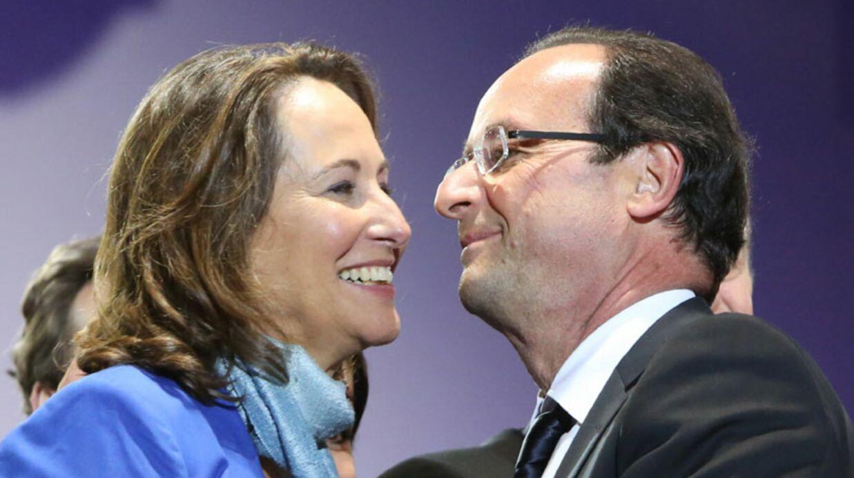 François Hollande de nouveau sous le charme de Ségolène Royal