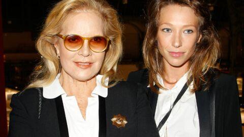 DIAPO Laura Smet et Sylvie Vartan très complices à la soirée d'inauguration de la Fiac