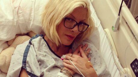 Tori Spelling n'a pas le virus Ebola, elle a juste pété les plombs